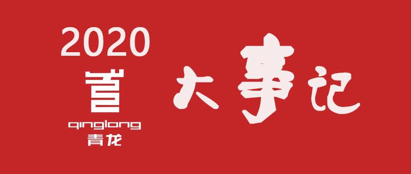 青龙2020年度大事记:挑战中寻找机遇,变革中实现突破